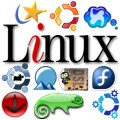 Many Linux distros Install from the Live Desktop! Click here for screenshots.
