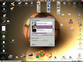 Changing your wallpaper is a breeze in Ubuntu