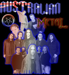 Click here to go to the Australian Metal section